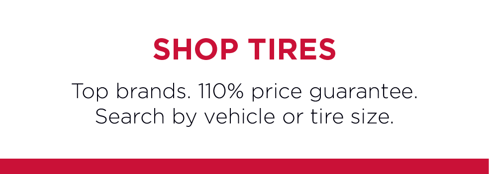 Shop for Tires at Griffin Tire & Auto in Charlotte and Belmont, NC. We offer all top tire brands and offer a 110% price guarantee. Shop for Tires today at Griffin Tire & Auto!