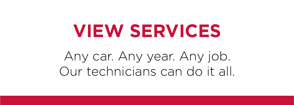 View All Our Available Services at Griffin Tire & Auto in Charlotte and Belmont, NC. We specialize in Auto Repair Services on any car, any year and on any job. Our Technicians do it all!